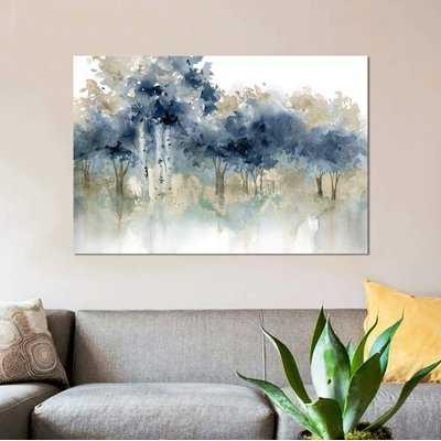 'Water's Edge I' Print on Canvas - Wayfair