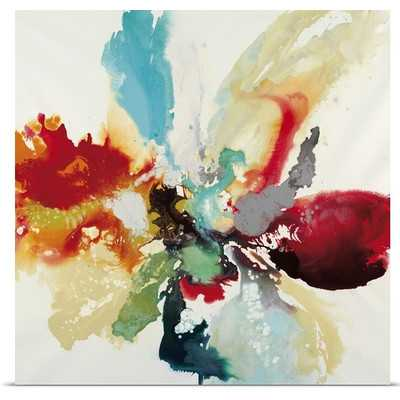 'Color Expression' by Randy Hibberd Painting Print - Wayfair