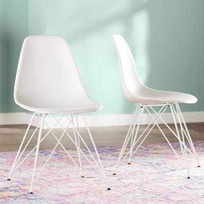 Vachon Eiffel Side Chair set of 2 - Wayfair
