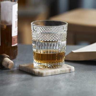 Radiant 12 oz. Whiskey Glass - Birch Lane