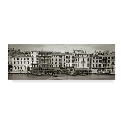 'Ornate Venice 9' Photographic Print on Wrapped Canvas - Wayfair