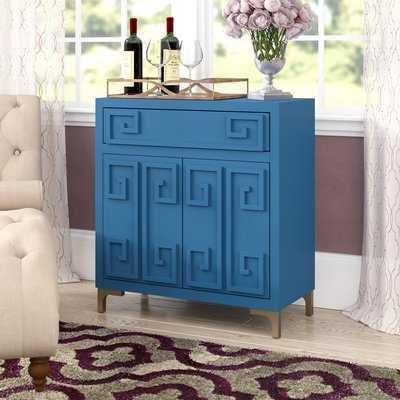 Gilbery 2 Door Wine Bar Cabinet - AllModern