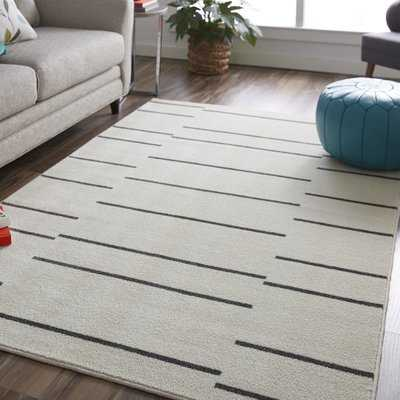Mohawk Linen White Area Rug - Wayfair