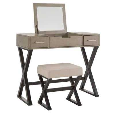 Malden Vanity Set with Mirror - Birch Lane