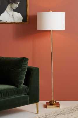 Adeline Floor Lamp - Anthropologie