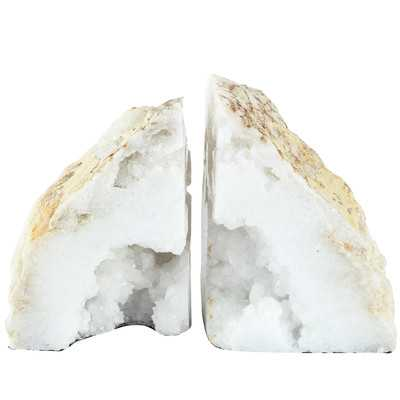 Geode Bookends - AllModern