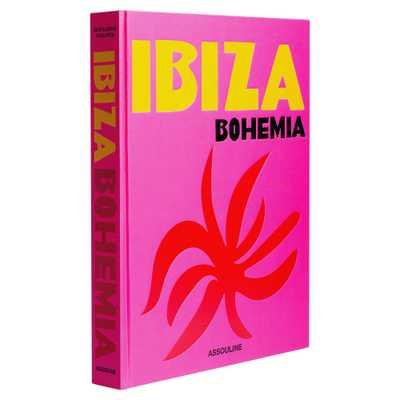 Ibiza Bohemia Assouline Hardcover Book - Kathy Kuo Home