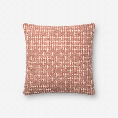 PILLOWS - BLUSH - Magnolia Home by Joana Gaines Crafted by Loloi Rugs