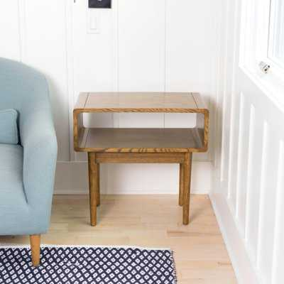 Cracraft Mid-Century End Table - Wayfair