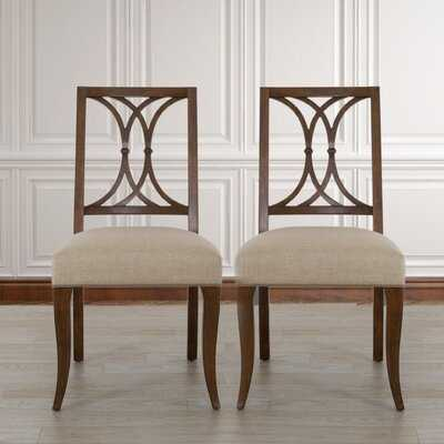 Partain Solid Wood Dining Chair - Wayfair