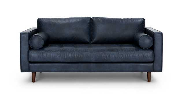 "Sven Oxford Blue 72"" Sofa - Article"