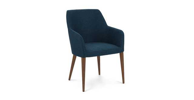 Feast Twilight Blue Dining Chair - Article