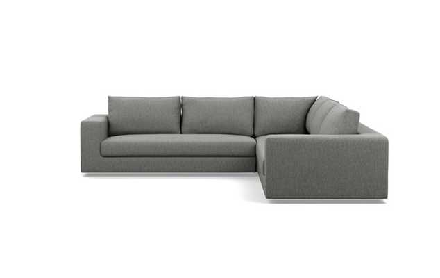 Walters Corner Sectionals with Plow Fabric - Interior Define