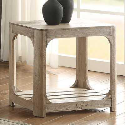 Gering Chairside End Table - Wayfair