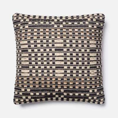 PILLOWS - BLACK / TAN - Loma Threads
