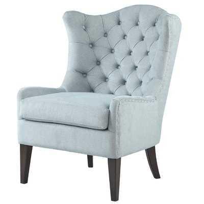 Van Houzen Wingback Chair - Wayfair