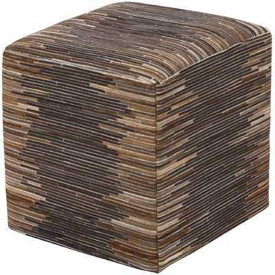 Bewley Cube Ottoman - Wayfair
