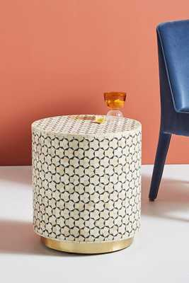 Targua Moroccan Side Table - Anthropologie