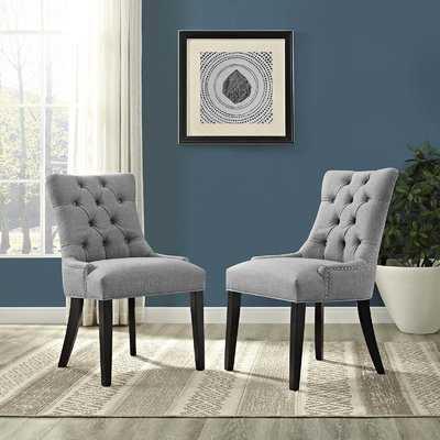 Burnett Dining Side Chair (set of 2) - Wayfair
