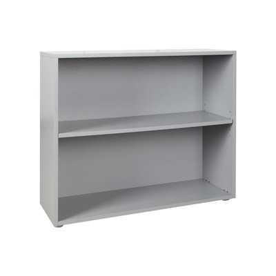 "Ginny Low 31.5"" Bookcase - Wayfair"