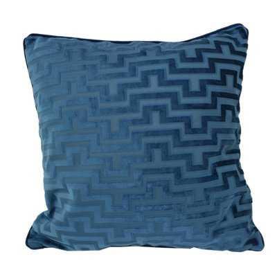 West Mersea Modern Throw Pillow - Wayfair