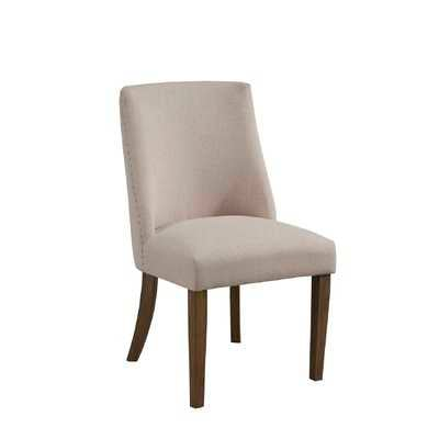 Whitten Upholstered Dining Chair (Set of 2) - Wayfair