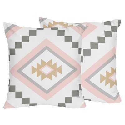 Aztec Decorative Throw Pillows - Wayfair