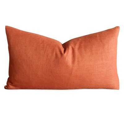 East Rolstone Solid Luxury Decorative Pillow Cover - Wayfair