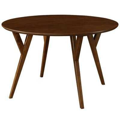 Benjamin Round Dining Table - Wayfair