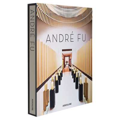 Andre Fu Assouline Hardcover Book - Kathy Kuo Home
