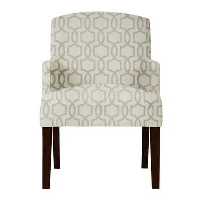 Arturo Gray Arm Chair - Wayfair