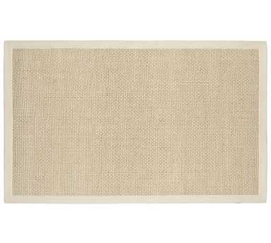 Chenille Jute Basketweave Rug, 8' x 10', Natural - Pottery Barn