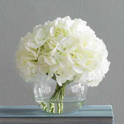 Hydrangea Floral Arrangements - Birch Lane