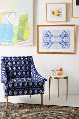 Cerena-Printed Tillie Chair - Anthropologie