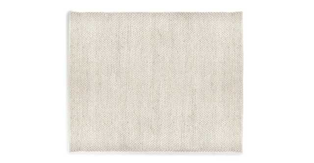 Hira Natural Ivory Rug 8 x 10 - Article