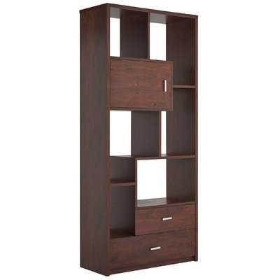Aitana Geometric Bookcase - AllModern