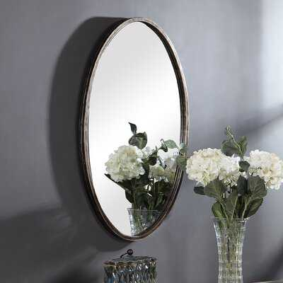 Bookout Narrow Frame Vanity Mirror - Wayfair