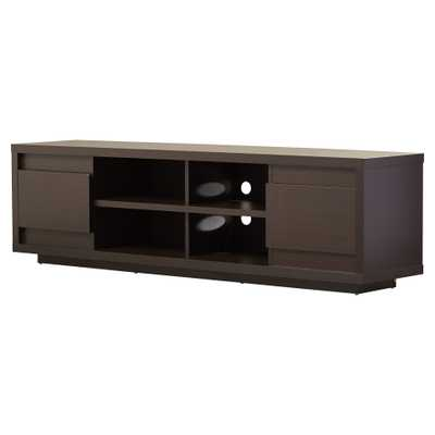 "Beckett 70"" TV Stand -Walnut - AllModern"