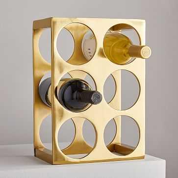 Metal Wine Rack - West Elm