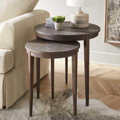 Maiden Lane 2 Piece Nesting Tables - Wayfair