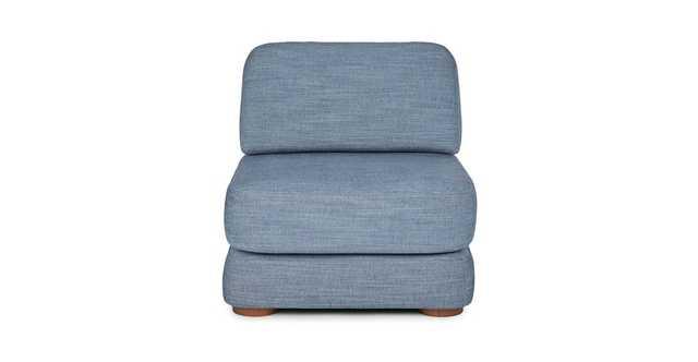 Simplis Bay Blue Chair - Article