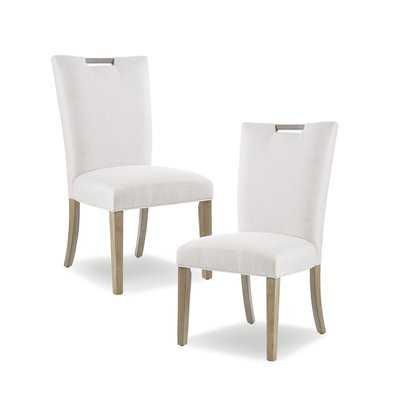 Sledmere Upholstered Dining Chair - Set of 2 - Wayfair