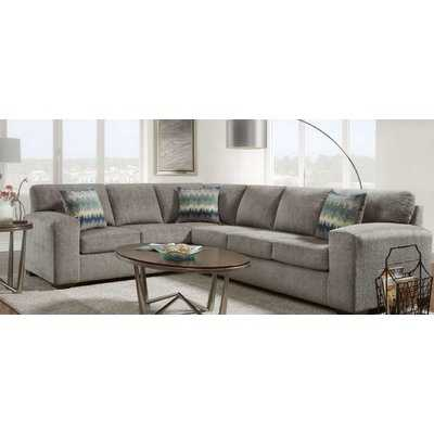 Georges Sectional - Wayfair