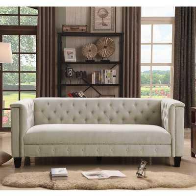 Broughtonville Chesterfield Sofa - Wayfair