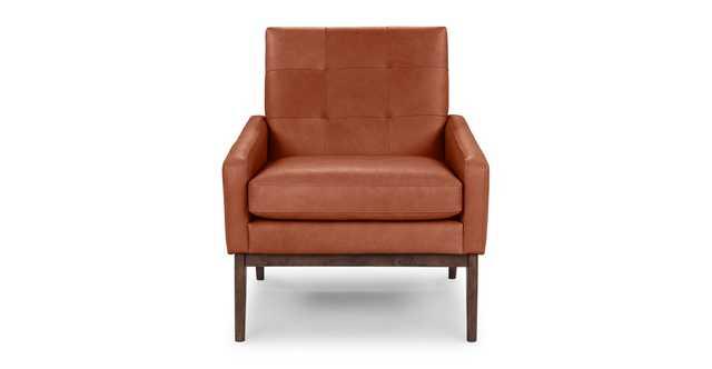 Bisa Yuma Terra Red Chair - Article