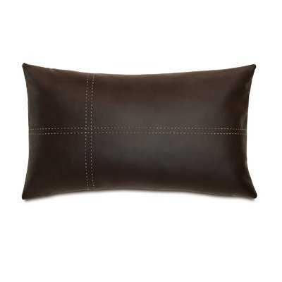 Chalet Dorian with Tailors Tack Lumbar Pillow - Wayfair