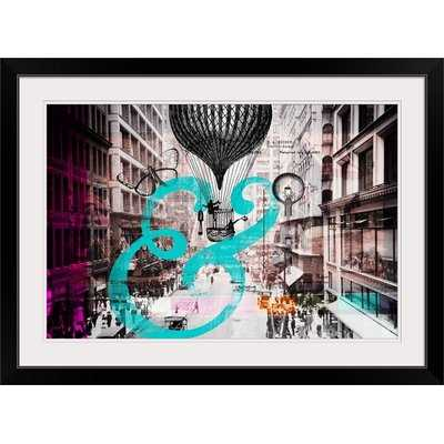 'Urban Collages I Ampersand by Kate Lillyson Graphic Art Print - Wayfair