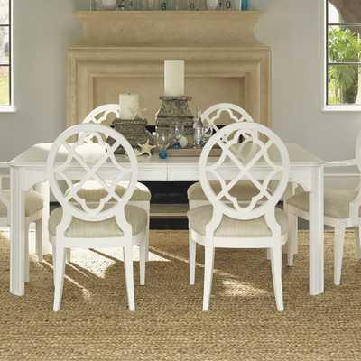 Ivory Key Extendable Dining Table - Wayfair