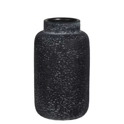 Fryar Textured Ceramic Table Vase - Wayfair