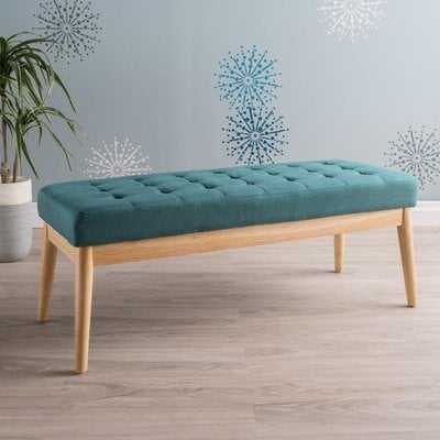 Krieg Upholstered Bench - Wayfair